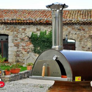 Pizza oven hout nonna peppa 1